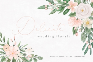 Delicate-Watercolor-Wedding-Florals-Pack-cover