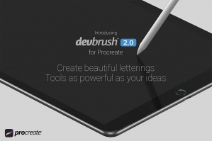 DevBrush 2.0 for Procreate