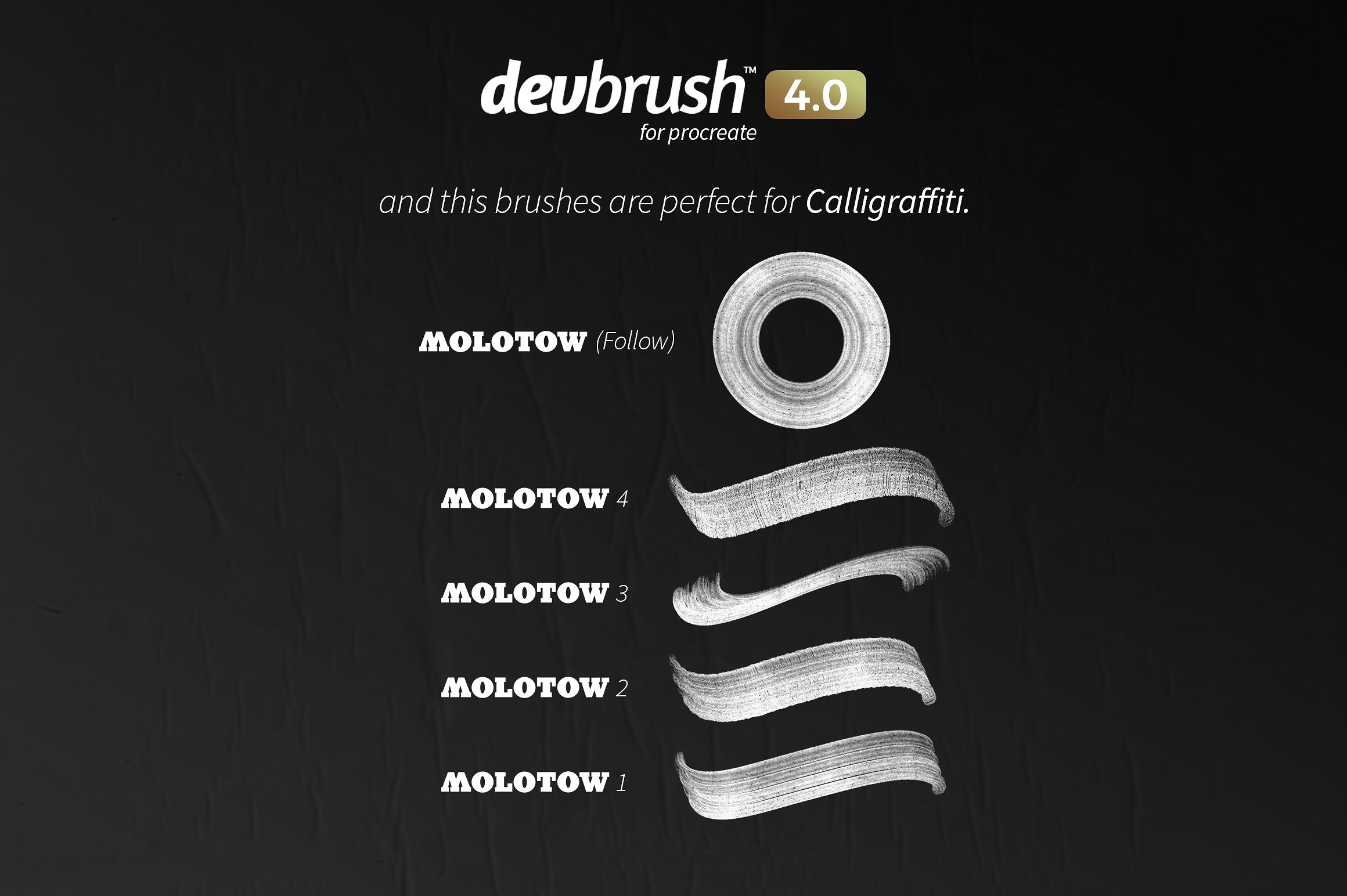DevBrush 4.0 for Procreate