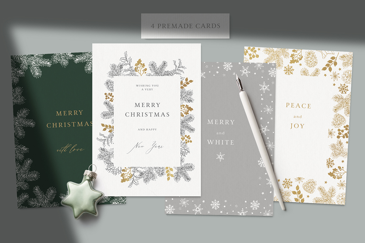Elegant Christmas Collection