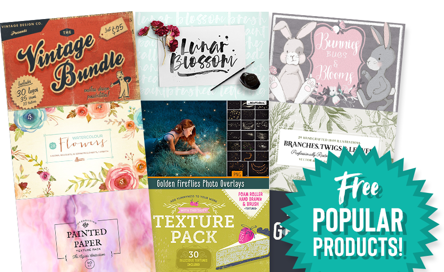 Free Expanding Bundle of Popular Products