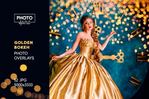 Golden-Bokeh-Photo-Overlay-Effects-cover