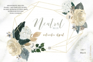 Neutral-Flowers-Watercolor-Clipart-cover