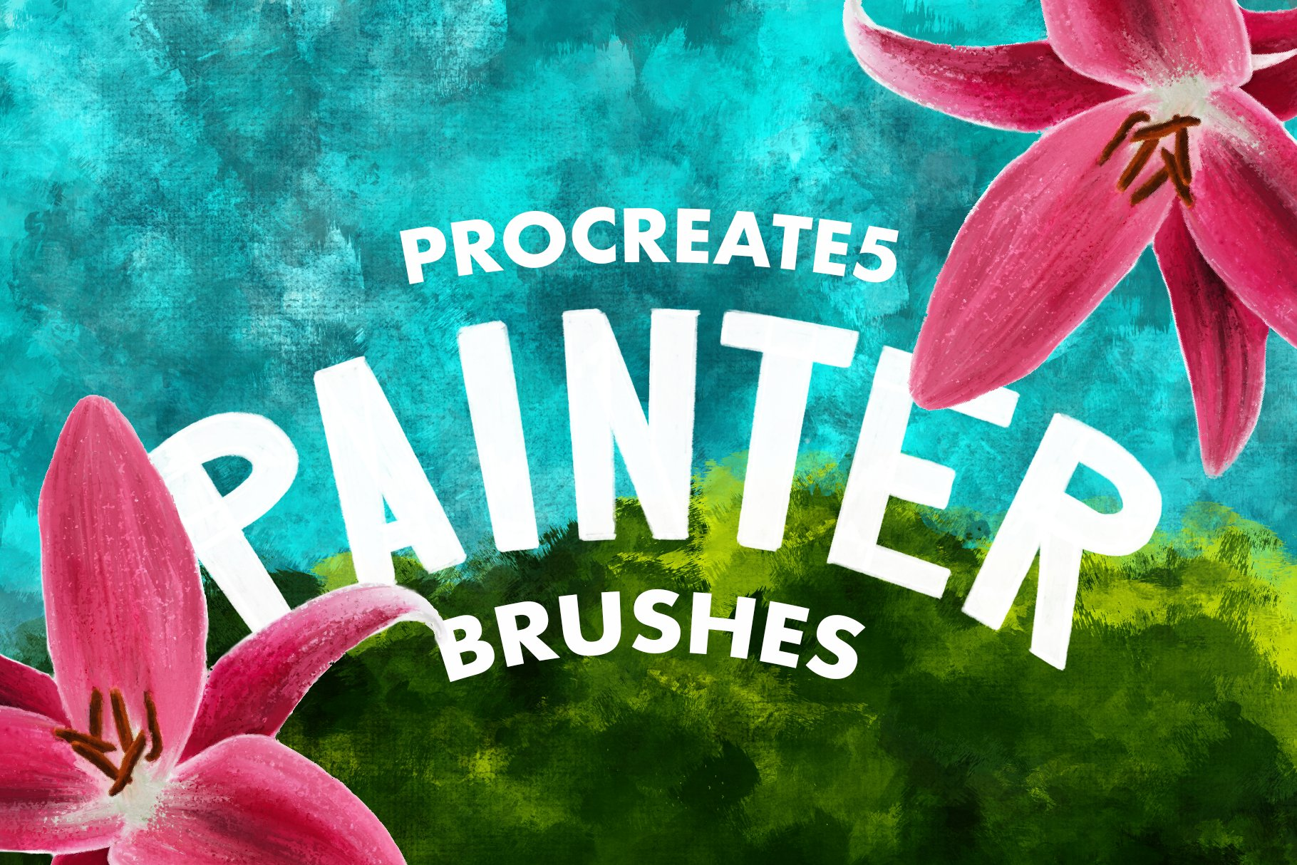 Painter Brushes For Procreate