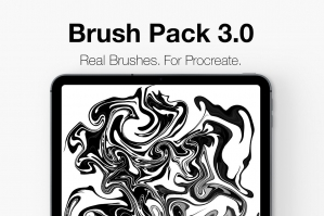 Procreate-Lettering-Brush-Pack-3-cover