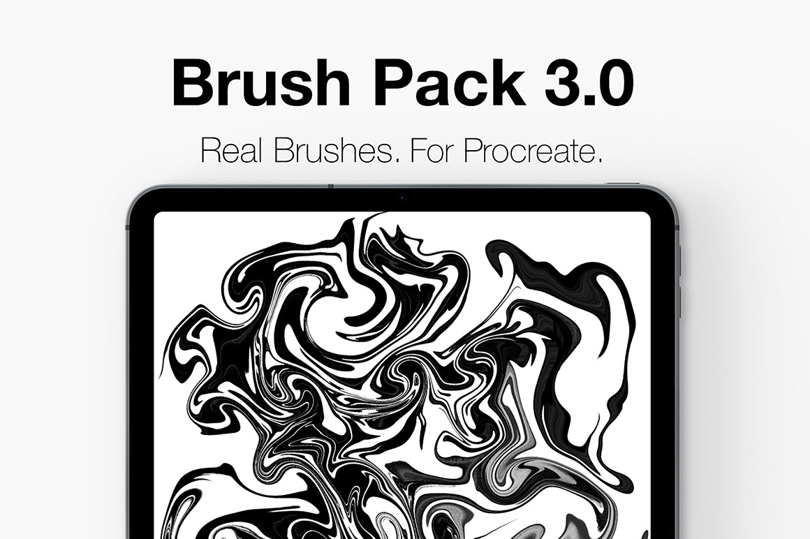 Procreate Lettering Brush Pack 3.0