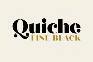 Quiche-Fine-Black-Font-cover