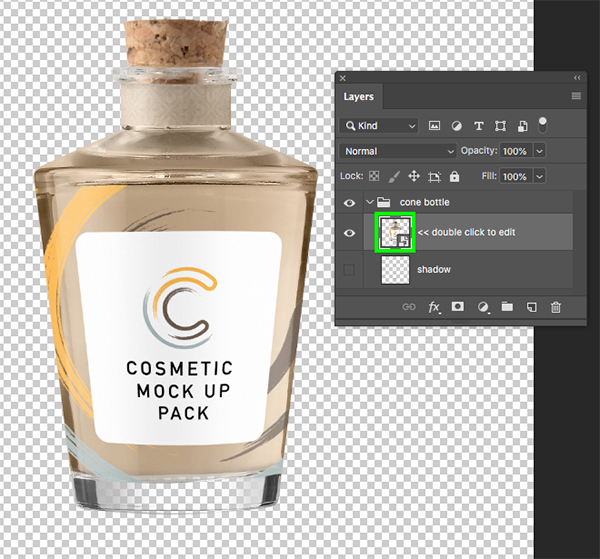 Pure Health Cosmetic Packaging Design