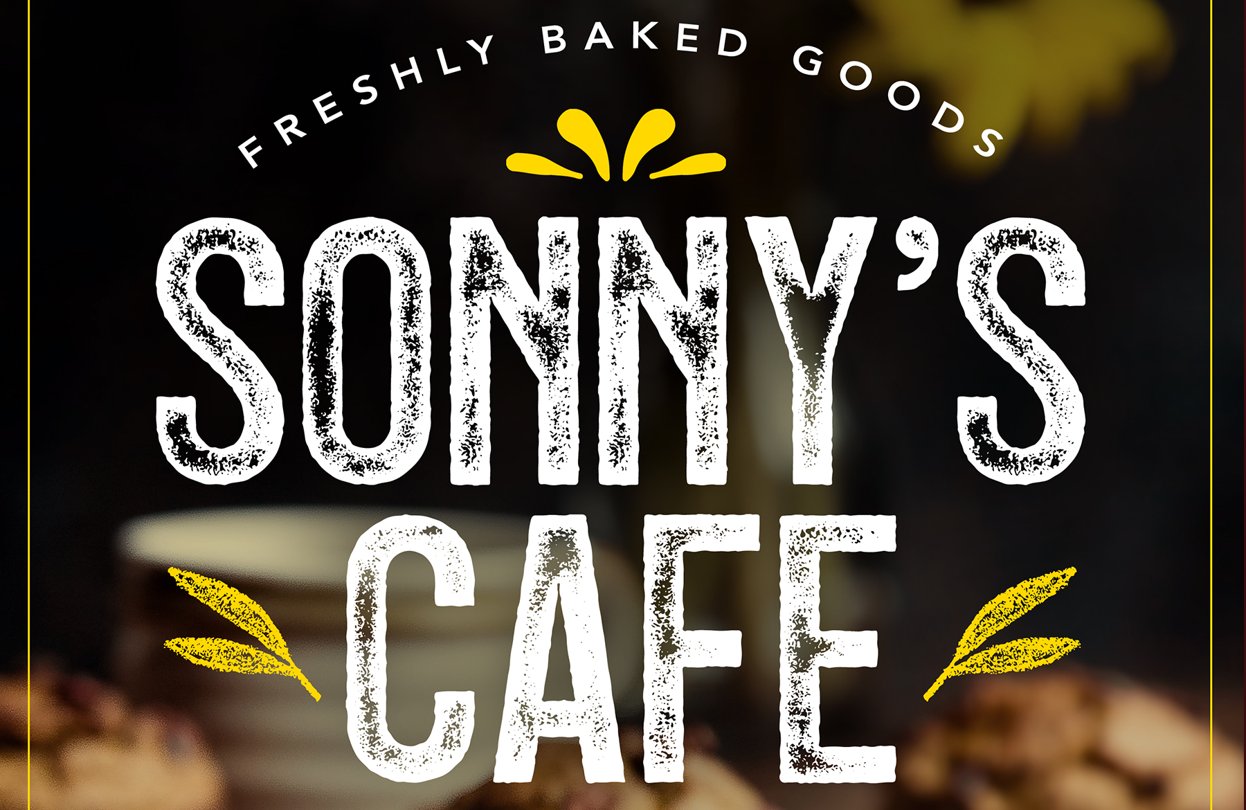 Tutorial to Create A Freshly Baked Cafe Ad In Photoshop
