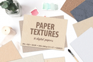 10-Seamless-Paper-Textures-cover