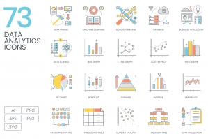 73-Data-Analytics-Color-Line-Icons-cover