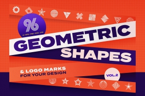 96-Geometric-Shapes-Logo-Marks-VOL2-cover