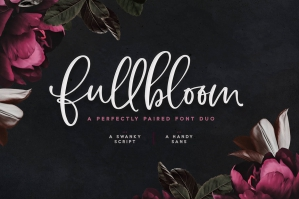 Fullbloom-Font-Duo-cover