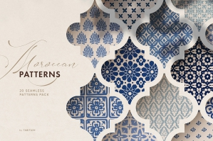 Islamic-Moroccan-Seamless-Patterns-cover