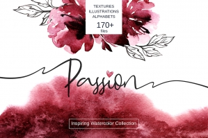 Passion-Watercolor-Collection-cover