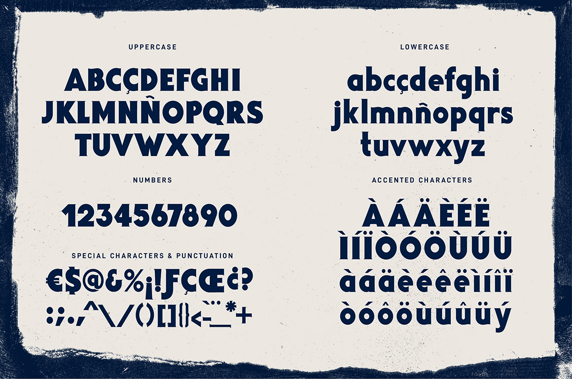 Valent - Font and Logo Templates