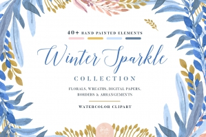 Winter-Sparkle-Floral-Clip-Art-Collection-cover