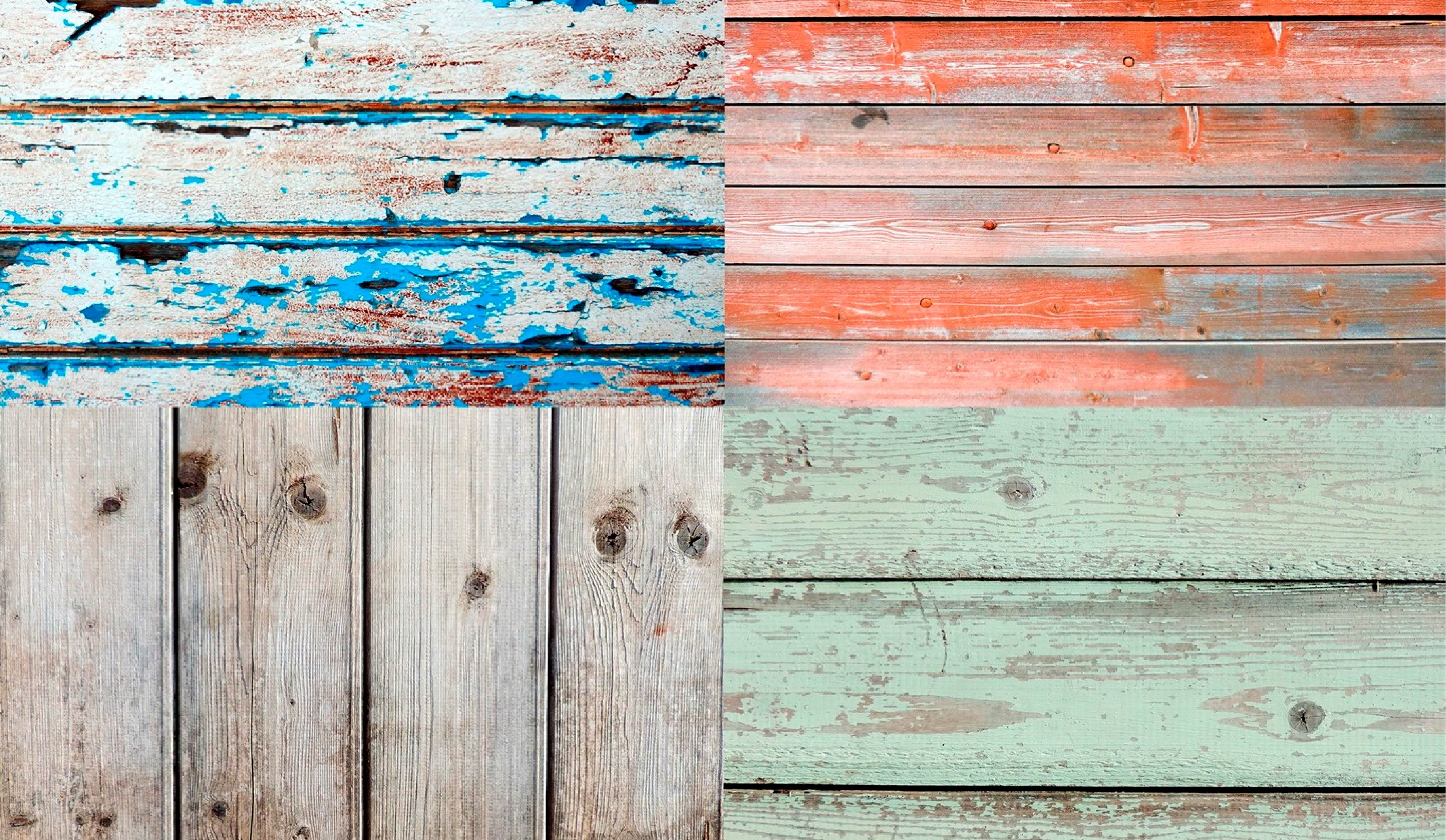 20 Wood Texture Backgrounds