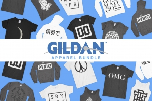 Gildan Mockup Collection