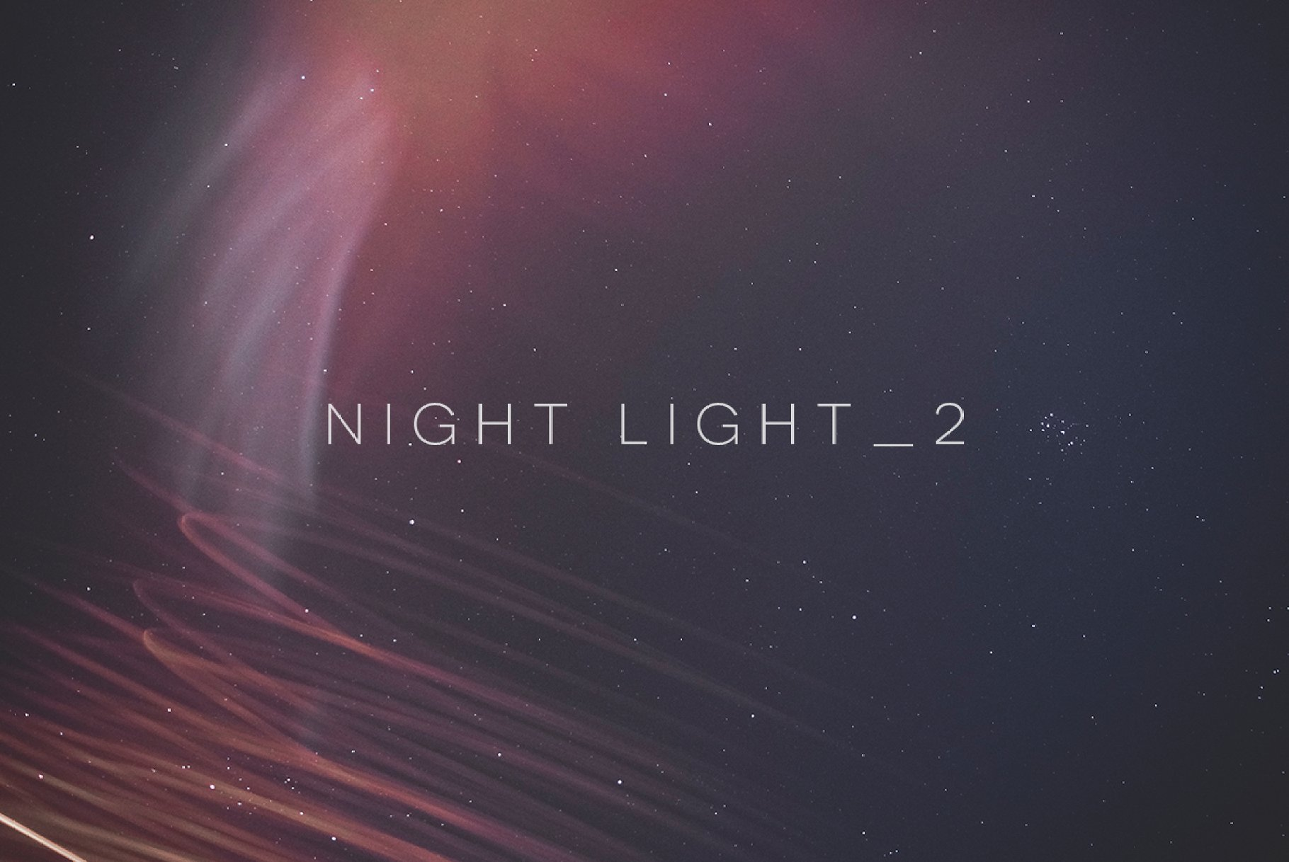 Night Light vol.2 Photo Pack