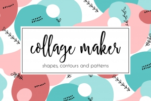 Shape And Contour Collage Maker