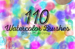 110 Circle Brushes For The Creative
