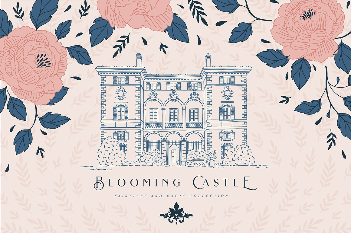 Blooming Castle Collection