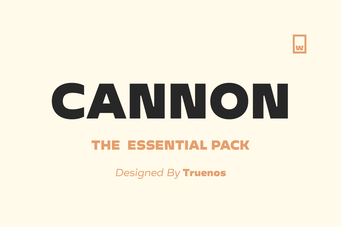 Cannon Essential