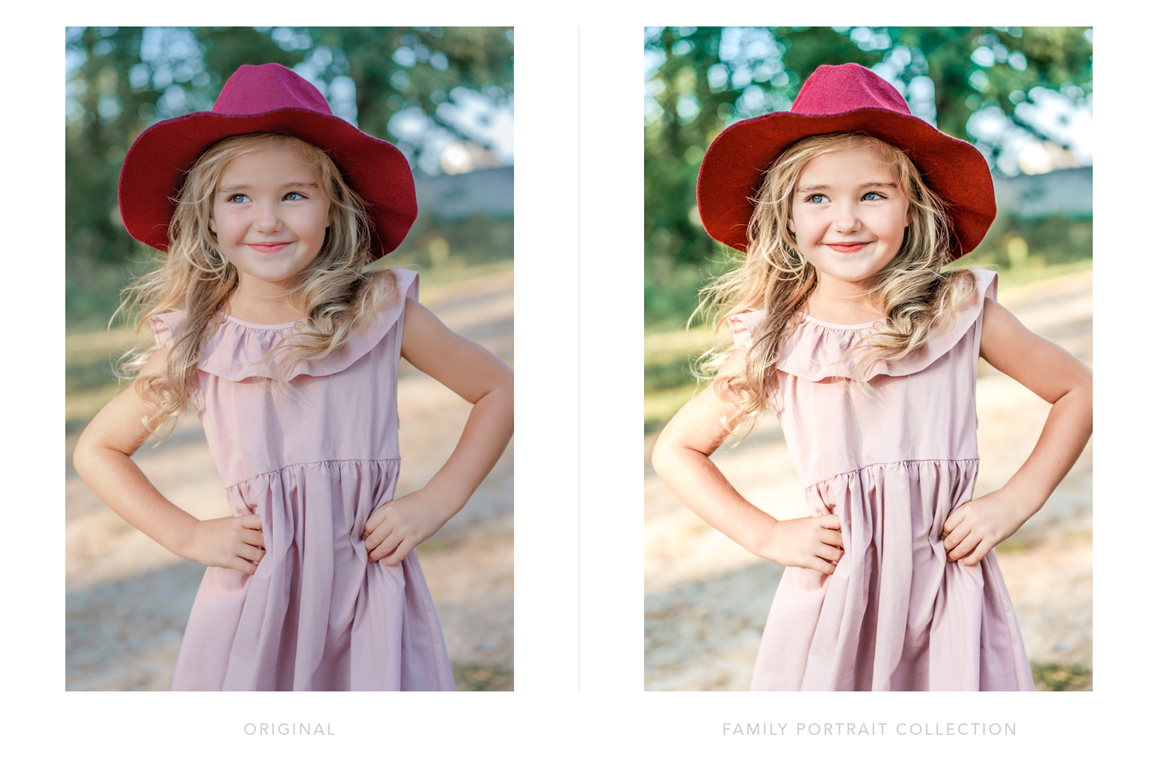Family And Children Lightroom Presets