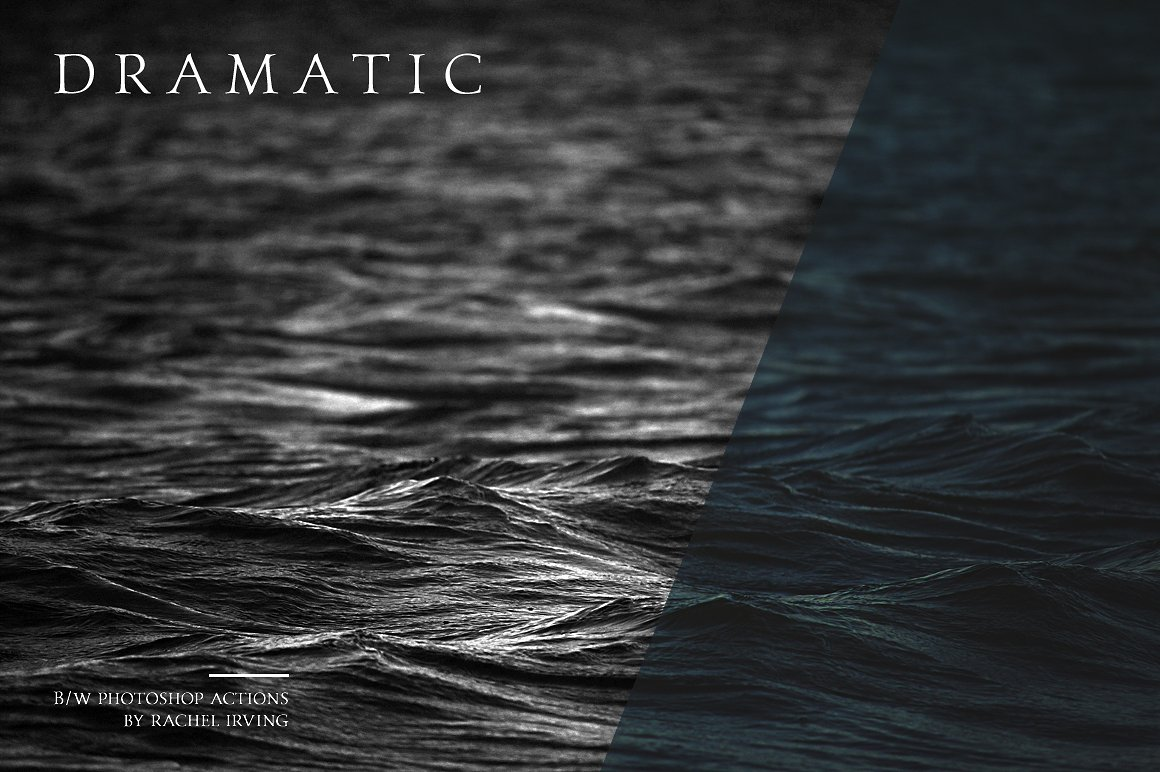 Majestic - Black & White PS Actions
