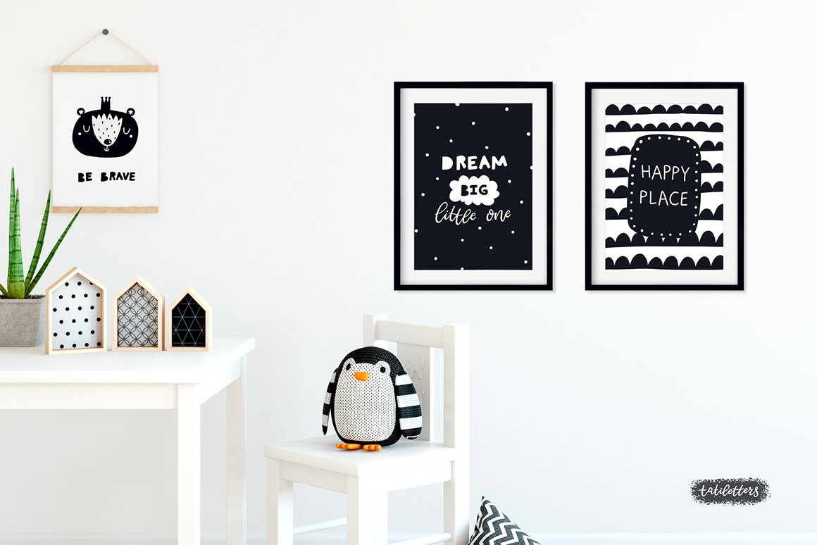 Nursery Prints and Patterns