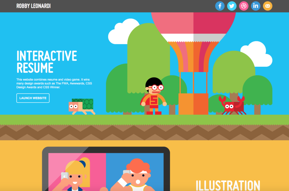 How to Build a High Converting Graphic Design Portfolio in 6 Easy Steps
