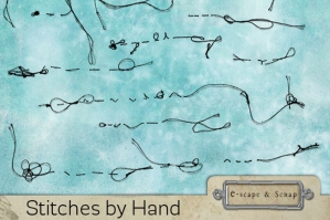 Stitches By Hand