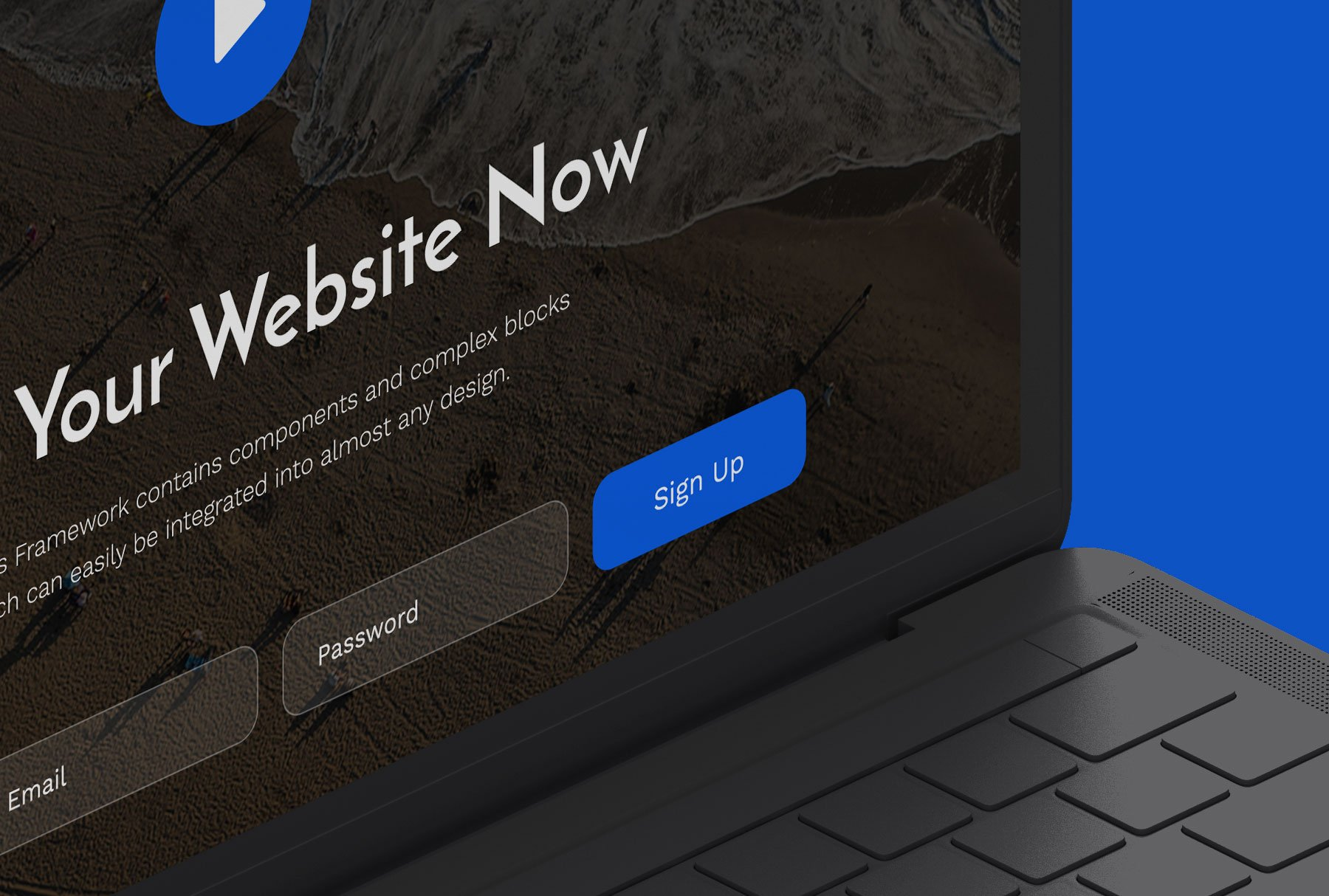 The Basics Web UI Kit
