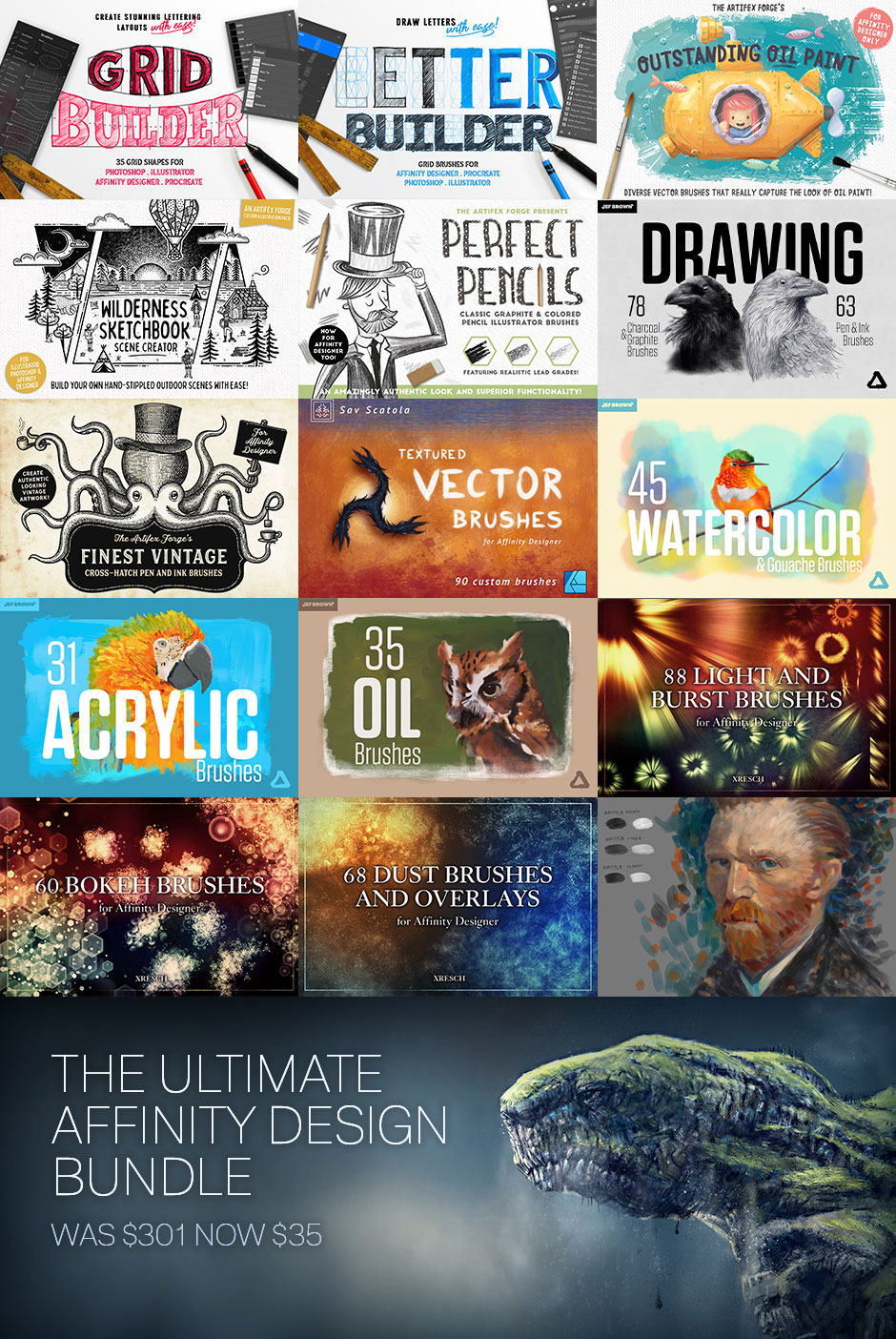 The Ultimate Affinity Design Bundle