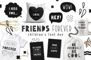 Friends-Forever-Font-Duo-cover