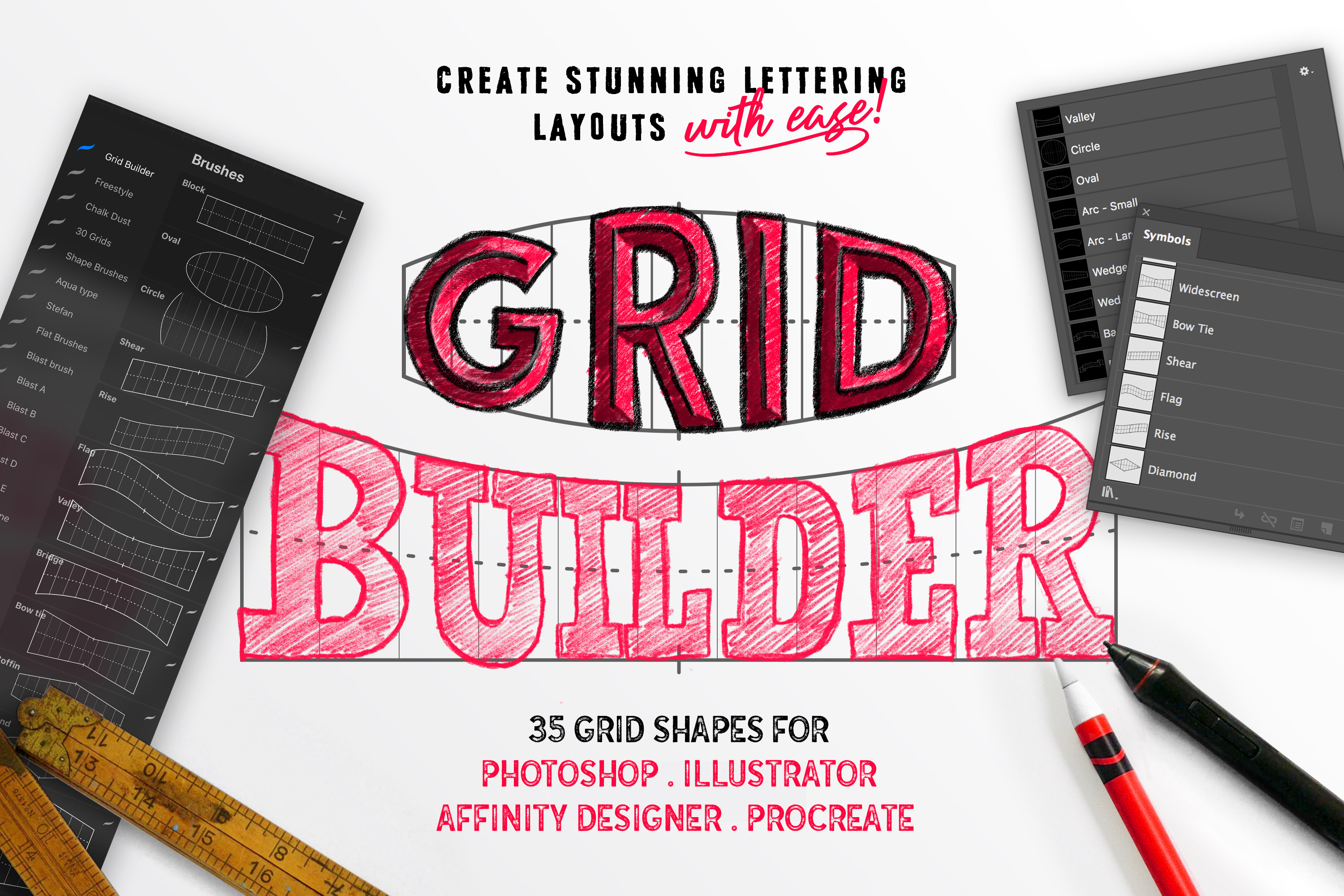 Grid Builder – Layout Composer