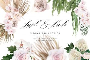 Lush & Nude Floral Collection