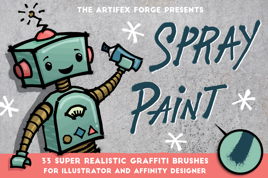 9 Affinity Designer Brushes to Add to Your Collection