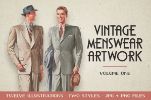 Vintage-Menswear-Artwork-Vol-1-cover