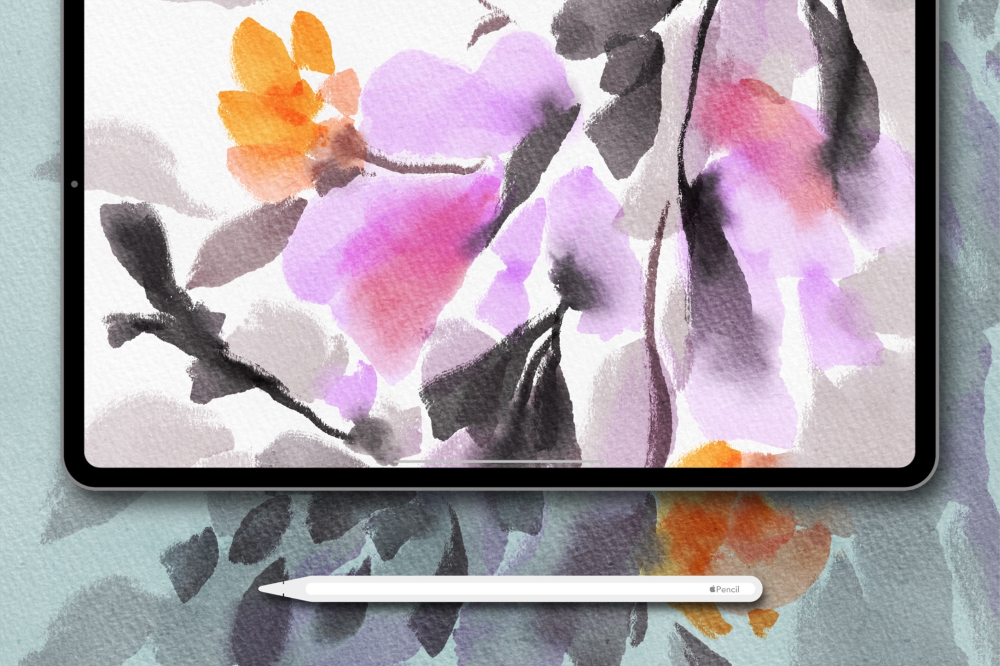 Everything Watercolour for Procreate