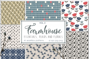 Farmhouse Essentials And Florals