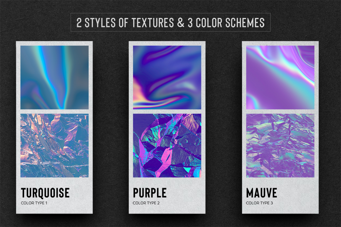 Holographic Backgrounds Collection