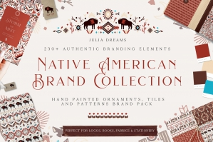 Native American Brand Collection