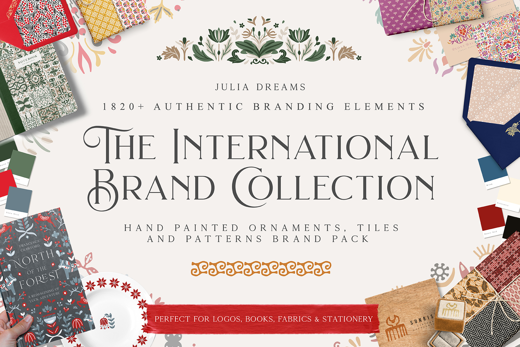 The International Brand Collection 50% Off