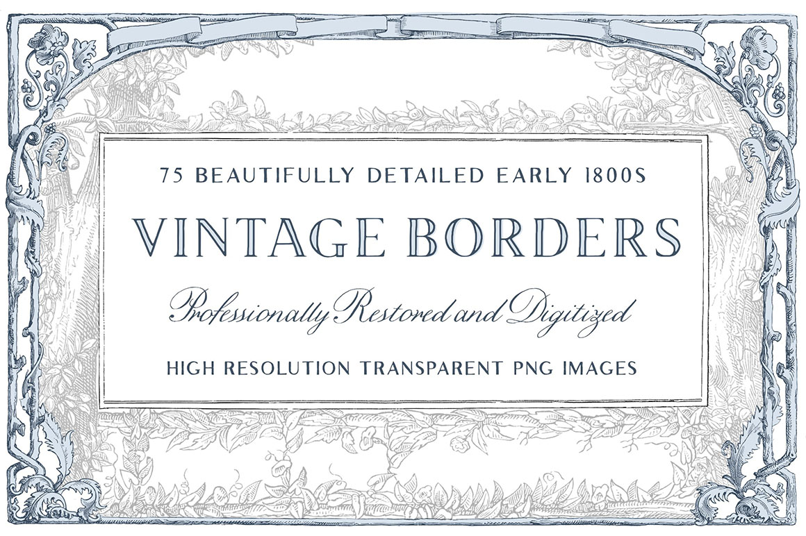 The Expansive Vintage Design Library
