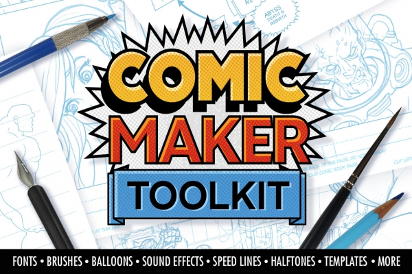 Comic Maker Toolkit