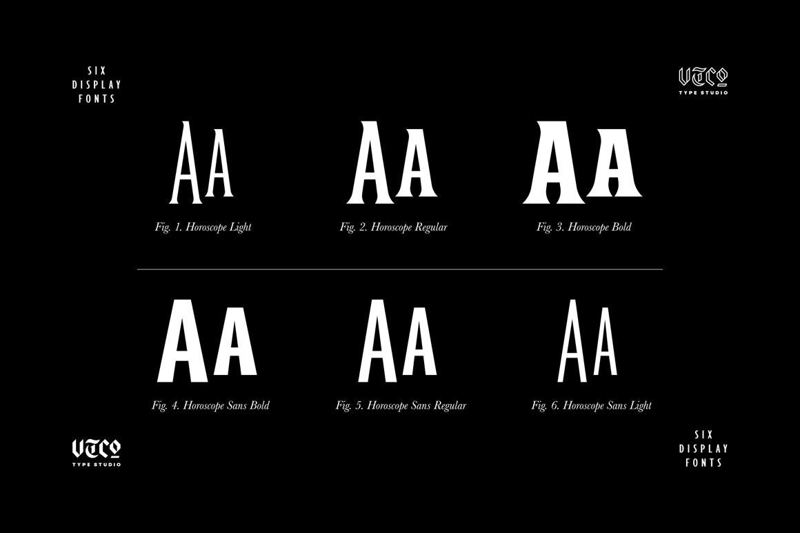 The Typographer's Versatile Collection