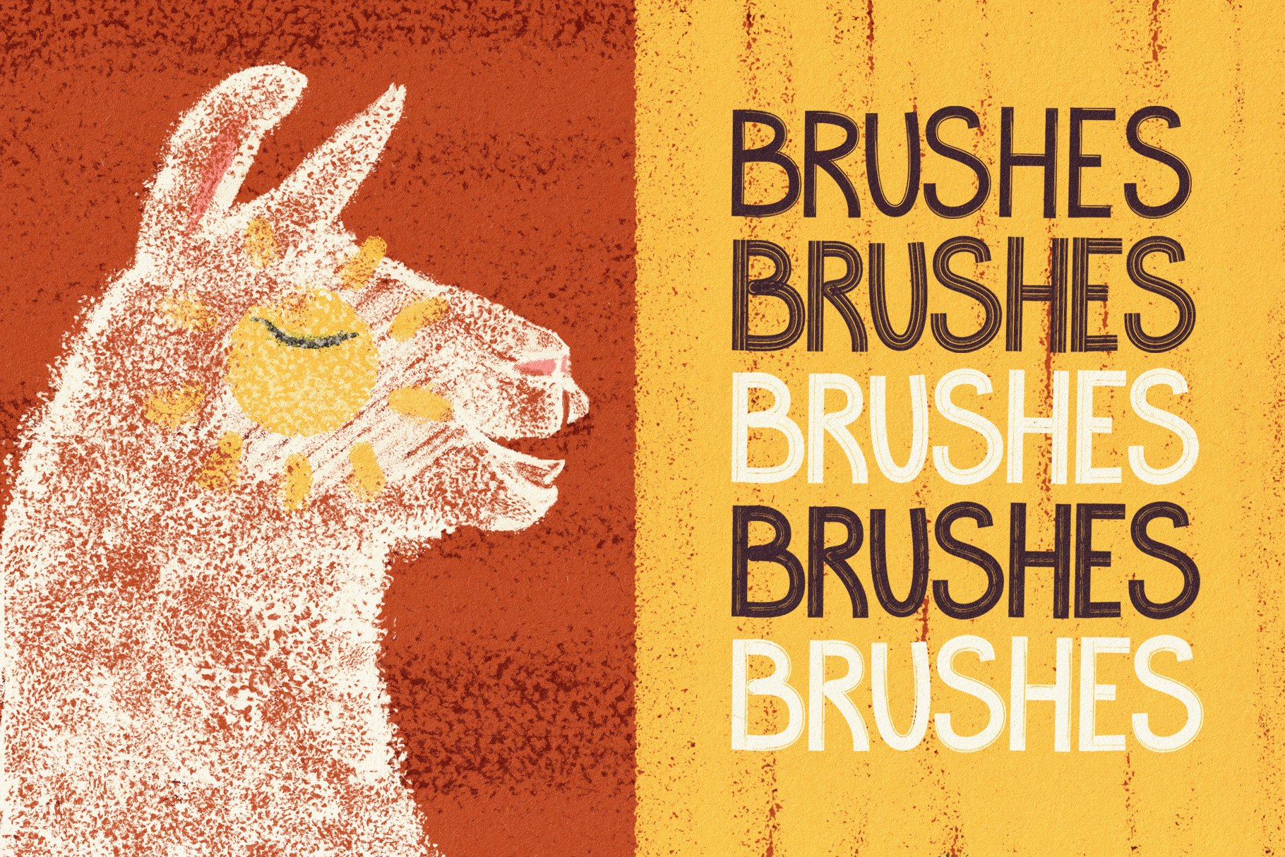 Hand-Drawn Brushes For Affinity