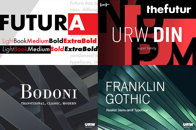 The Futur: Greatest Font Bundle of all Time - Design Cuts